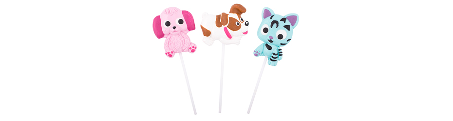 Pet Surprise Band Lollipop